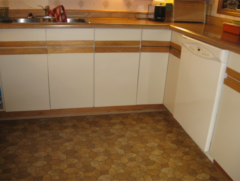 Resurface Formica Kitchen Cabinets